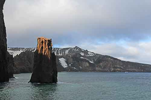 Südshetlandinseln, Deception Island, Neptunes Bellows