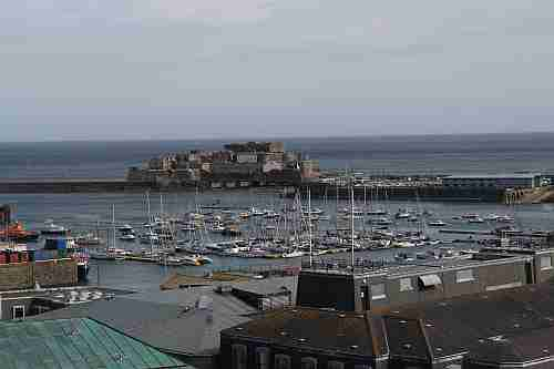 Guernsey, St. Peter Port, Castle Cornet