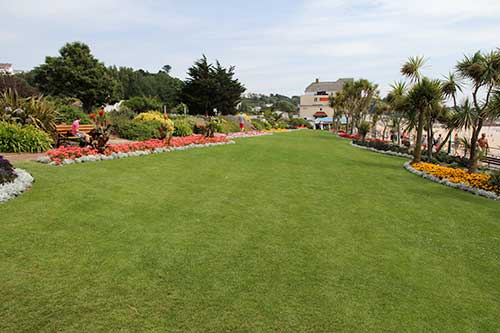 St Brelade, Sir Winston Churchill Memorial Park
