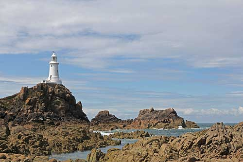 St Brelade, Corbière Lighthouse