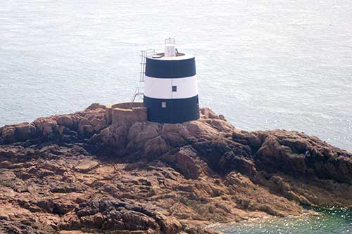 St Brelade, Noirmont Point Light