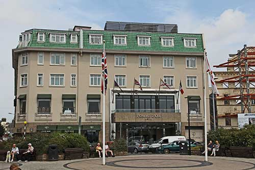 St. Helier, Hotel Pomme d'Or