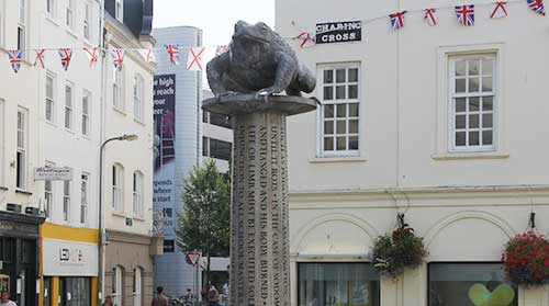 St. Helier, The Good Toad