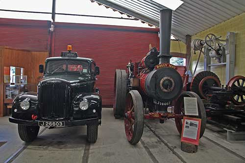 Trinity, Pallot Steam, Motor & General Museum, Dolly May