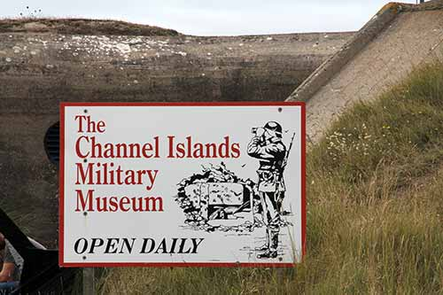 St. Ouen's Bay, Channel Islands Military Museum