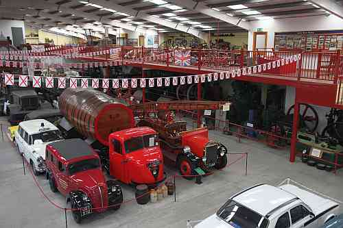 Trinity, Pallot Steam, Motor & General Museum