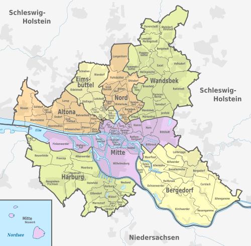 Gemeinden In Hamburg