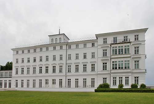 Bad Doberan, Heiligendamm, Badehaus