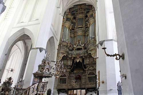 heiligen geist kirche rostock