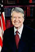 US-Präsident Jimmy Carter