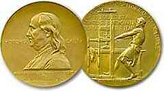 Pulitzer-Goldmedaille