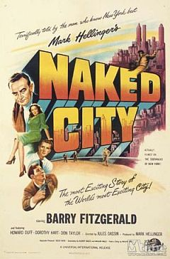Filmplakat Naked City