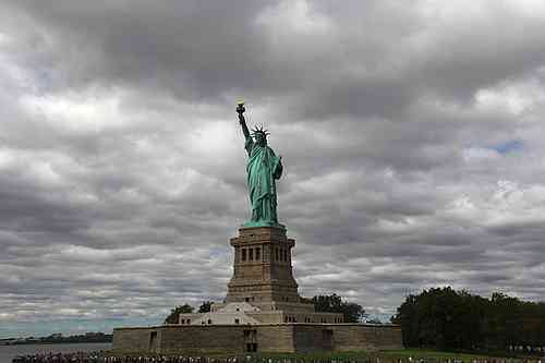 New York City, Liberty Island, Statue of Liberty