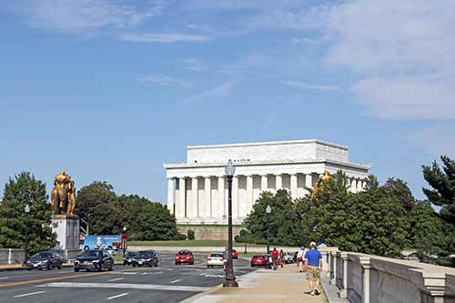 Virginia, Arlington Memorial Bridge, The Arts of Peace