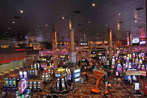 Nevada, Las Vegas, Casino im MGM Grand