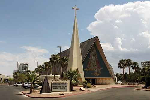Las Vegas (Nevada), Guardian Angel Cathedral