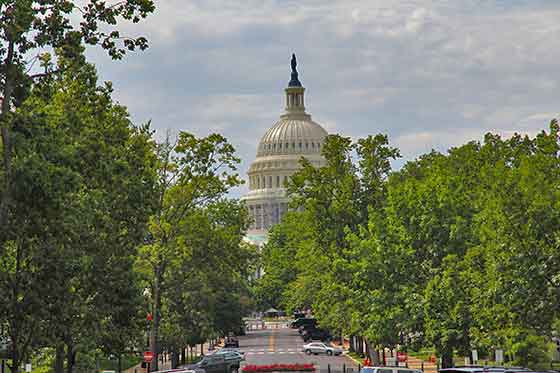 Washington, DC: Capitol Hill