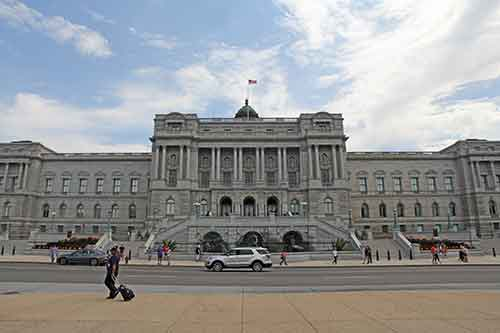 Washington, DC, Library of Congress, Thomas Jefferson Building