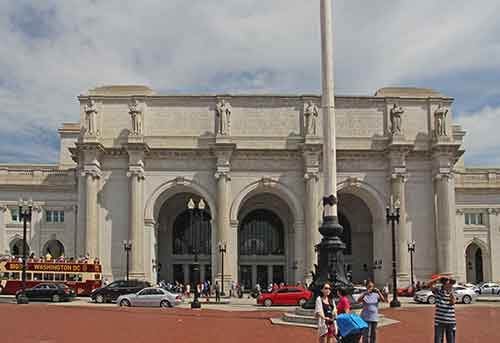 Washington, DC, Union Station, Haupteingang