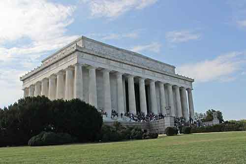 Washington, DC, National Mall, Lincoln Memorial