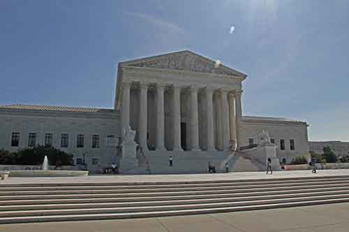 Washington, DC, Supreme Court Building