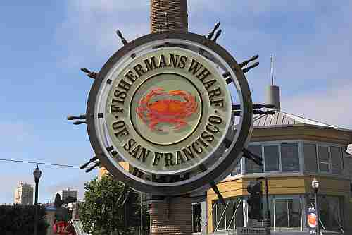 Kalifornien, San Francisco, Fisherman's Wharf