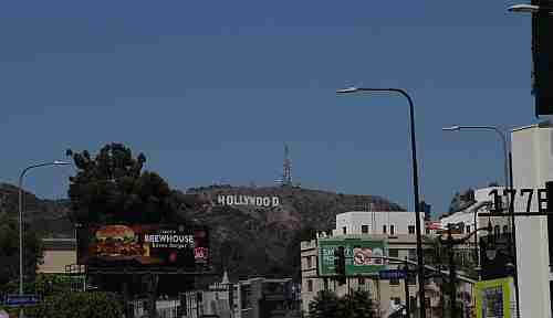 Kalifornien, Los Angelos, Hollywood