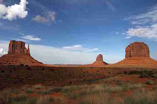 Utah, Navajo Nation's Monument Valley Park